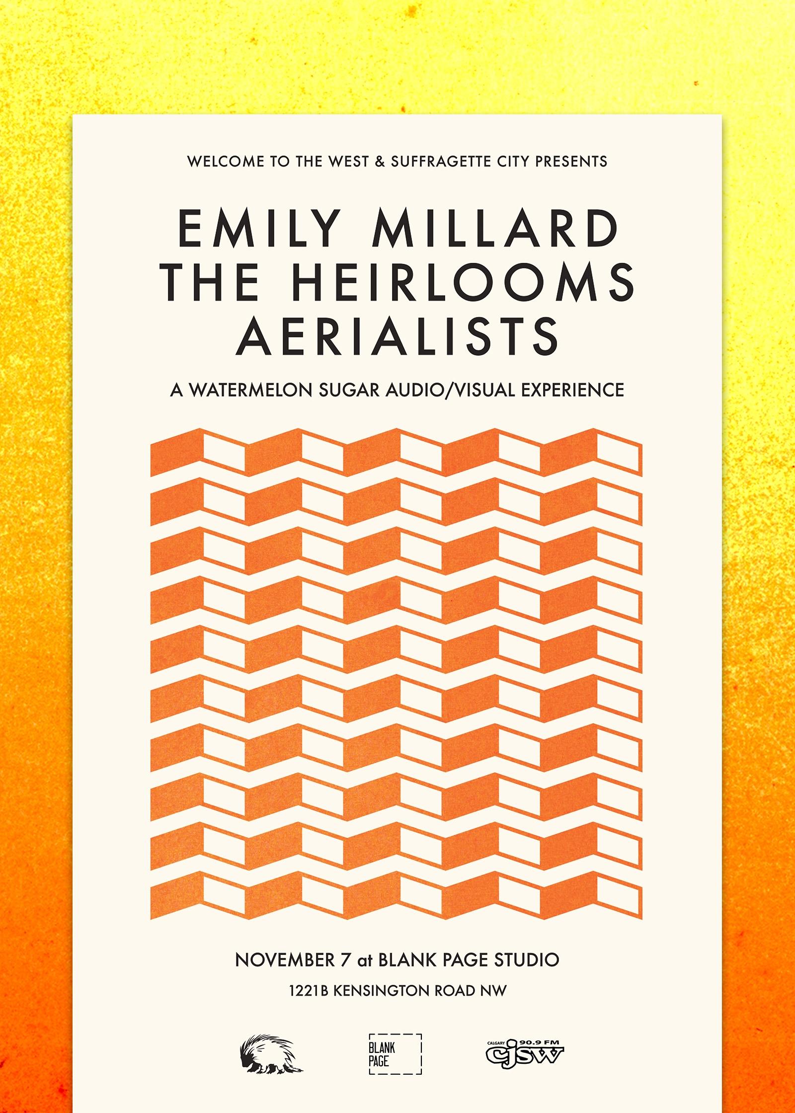 Emily Millard Poster